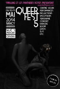 affiche queerfest5